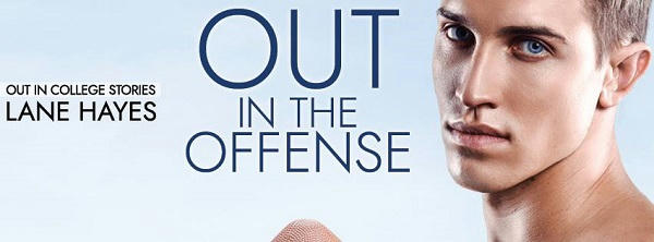 Lane Hayes - Out in the Offense Banner
