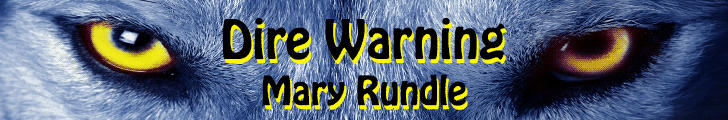 Mary Rundle - Dire Warning Audio Banner
