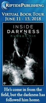 Hudson Lin - Inside Darkness TourBadge