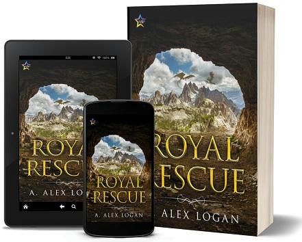 A. Alex Logan - Royal Rescue 3d Promo