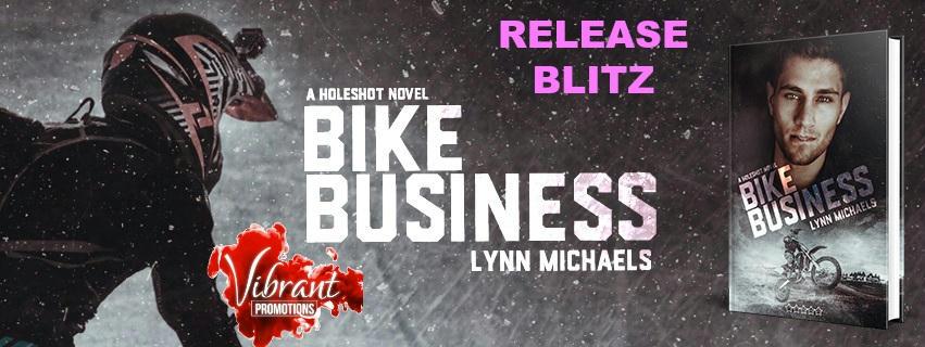 Lynn Michaels - Bike Business RDB banner