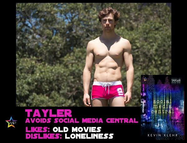 Kevin Klehr - Social Media Central Tayler-Postcard