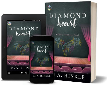 M.A. Hinkle - Diamond Heart 3d Promo
