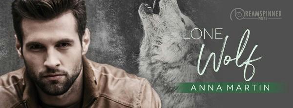 Anna Martin - Lone Wolf Banner