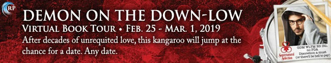 E.J. Russell - Demon on the Down-Low TourBanner
