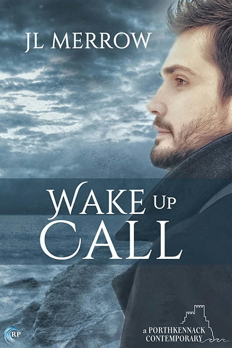 J.L. Merrow - Wake Up Call Cover