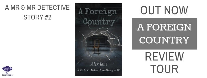 Alex Jane - A Foreign Country RTGRAPHIC