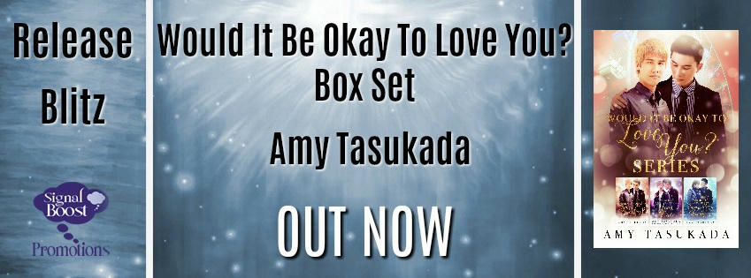 Amy Tasukada - Would It Be Okay To Love You RBBanner