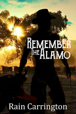 Rain Carrington - Remember the Alamo Cover 34hrnf
