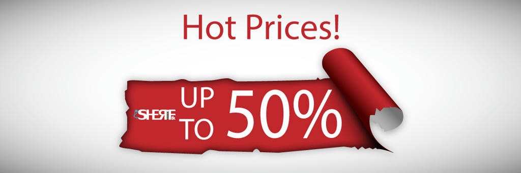 Hot Prices!