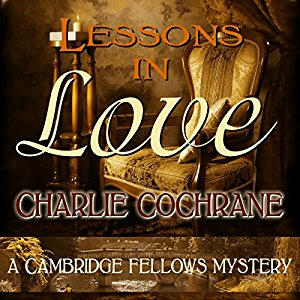 Charlie Cochrane - Lessons in Love Cover Audio