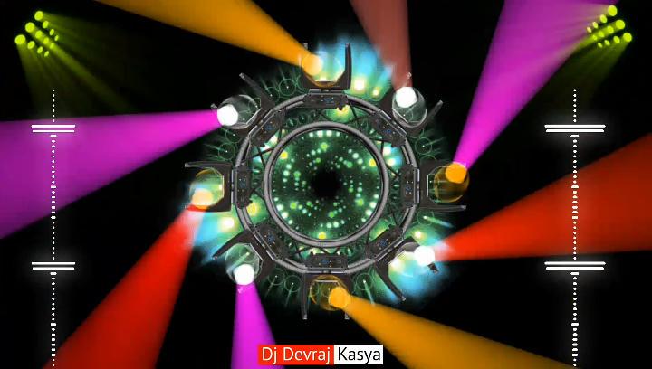 Op Full Round Sharfi DJ Light Avee Player Template