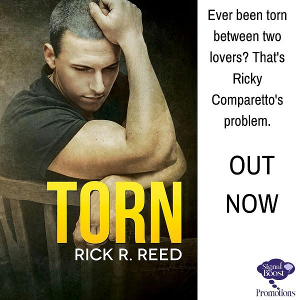 Rick R. Reed - Torn INSTAPROMO-23