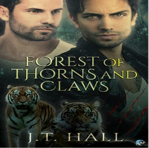 J.T. Hall - Forest of Thorns and Claws Square