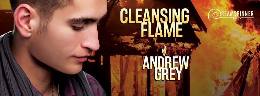 Andrew Grey - Cleansing Flame Banner