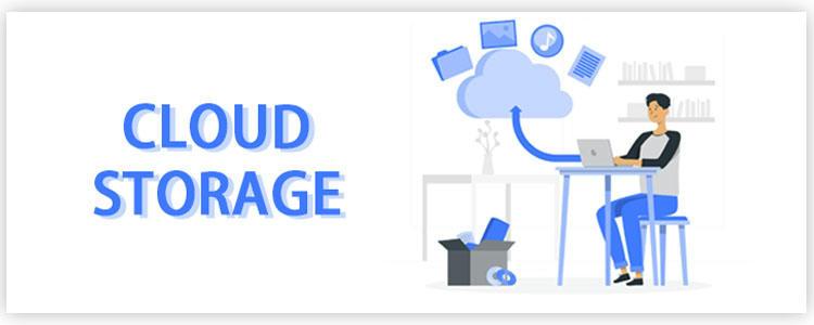 Cloud Storage bagian dari Cloud Computing