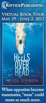 Elyse Springer - Heels Over Head Badge