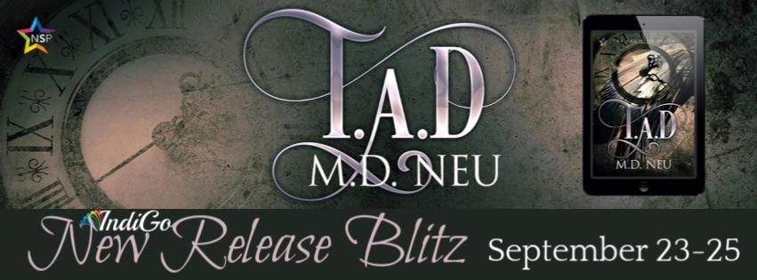 M.D. Neu - T.A.D RB Banner