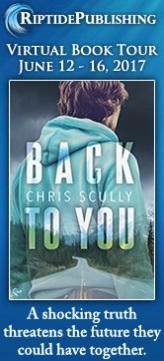 Chris Scully - Back To You Badge