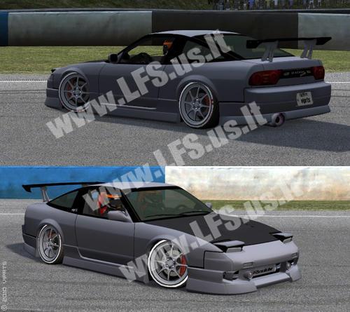 XR - Nissan 240sx Drift Machine