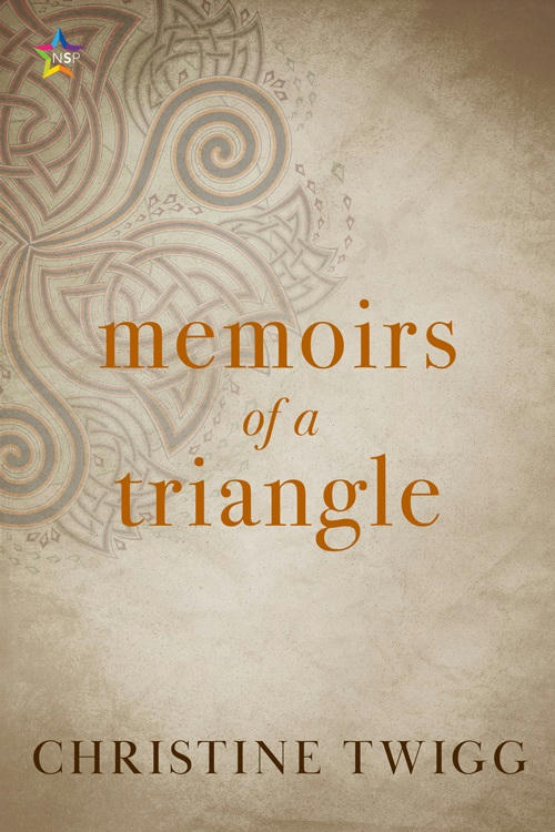 Christine Twigg - Memoirs of a Triangle Cover