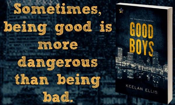 Keelan Ellis - Good Boys Graphic