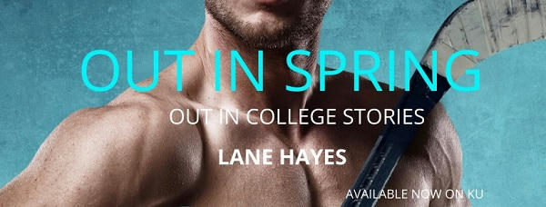 Lane Hayes - Out In Spring Banner