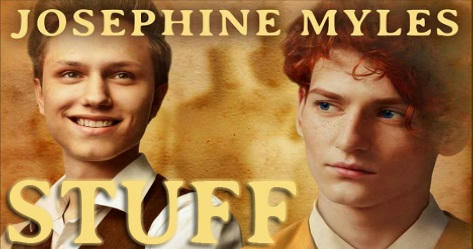 Josephine Myles - Stuff Banner