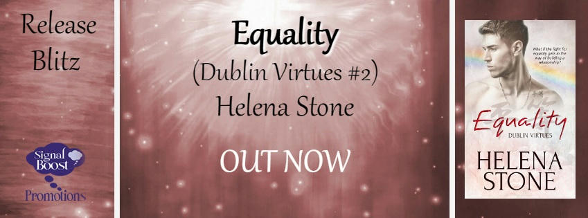 Helena Stone - Equality RB Banner