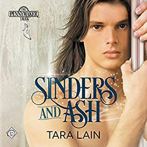 Tara Lain - Sinders and Ash Cover Audio
