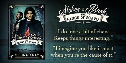 Selina Kray - The Fangs of Scavo Teaser