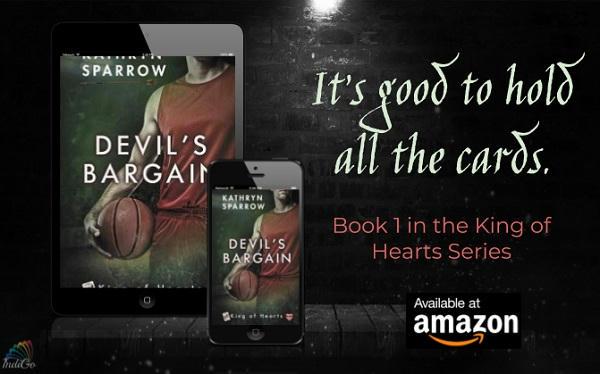 Kathryn Sparrow - Devil's Bargain Teaser 2
