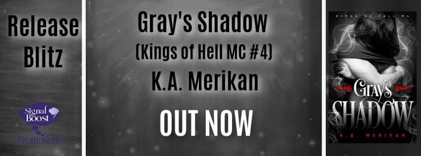 K.A. Merikan - Gray's Shadow RBBanner