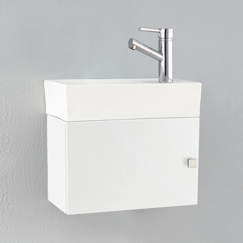 Ruby Vanity Set AARU-1601R White(AARC160810-01, CWSN05300R, AFM140122)