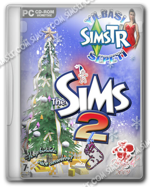 SimsTR Paketleri Yılbaşı Paketi