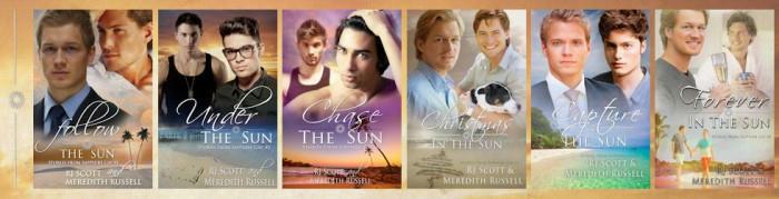 R.J. Scott & Meredith Russell - Sapphire Cay series Banner