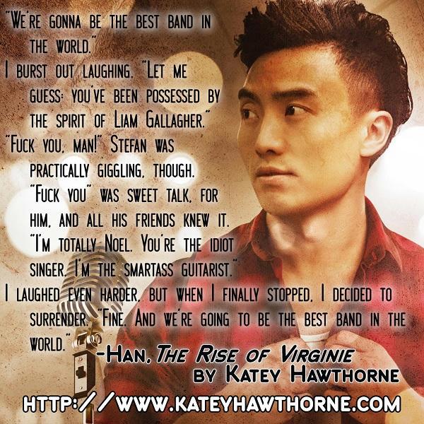 Katey Hawthorne - The Rise of Virginie teaser1