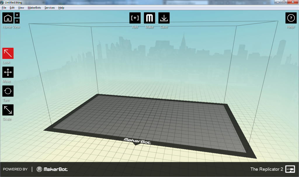 Using Autodesk Inventor with MakerBot 3D printer