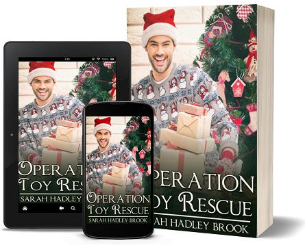 Sarah Hadley Brook - Operation Toy Rescue 3d Promo