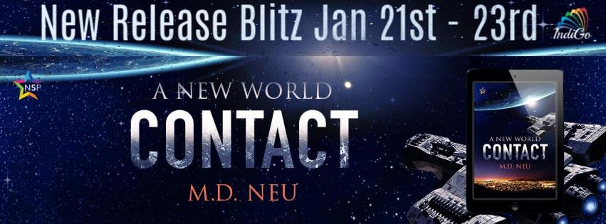 M.D. Neu - Contact Blitz Banner