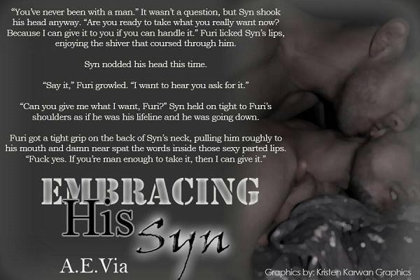 A.E. Via - Embracing His Syn Promo 4