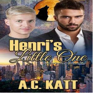 A.C. Katt - Henri's Little One Square