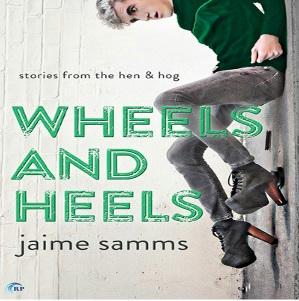 Jaime Samms - Wheels and Heels Square