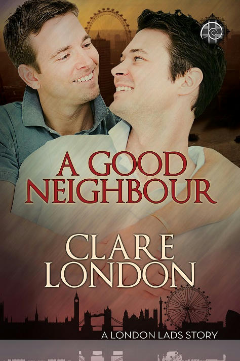 Clare London - A Good Neighbour Cover
