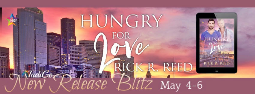 Rick R. Reed - Hungry for Love RB Banner