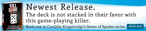 Cordelia Kingsbridge - Kill Game Riptide Banner