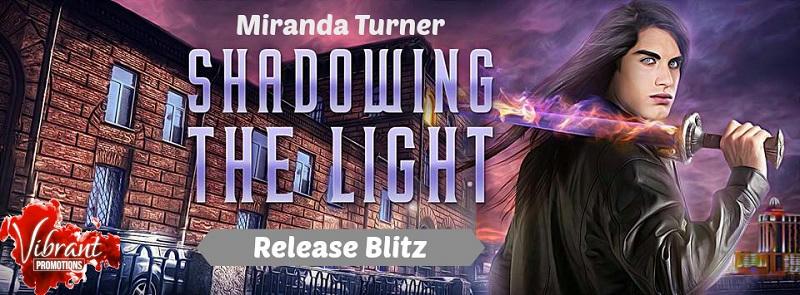 Miranda Turner - Shadowing The Light RDB Banner