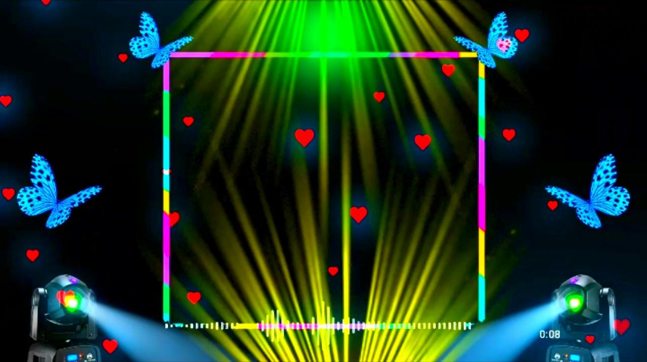 Djjj light Avee Player Template Download