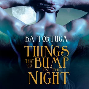 B.A. Tortuga - Things That Go Bump in the Night Square