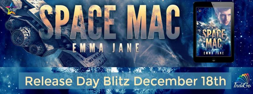 Emma Jane - Space Mac Banner